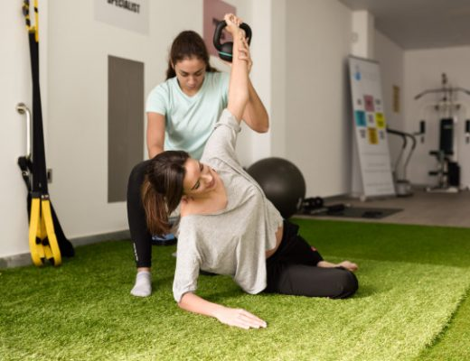 Physiotherapy home care services